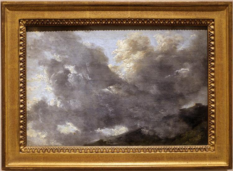 Studio di nuvole - Pierre-Henri de Valenciennes