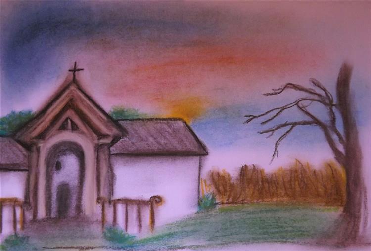 Igreja inglesa, 2019 - Lilian Greisse