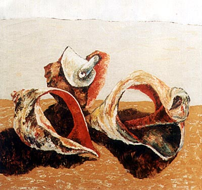Marine Relics, 1997 - Eleonora Brigalda Barbas