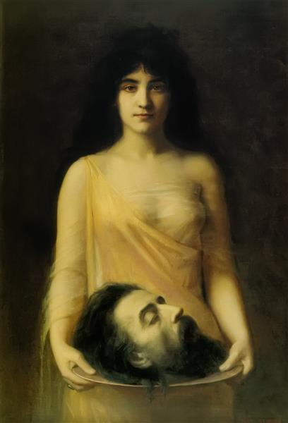 Salomé, 1899 - Jean Benner