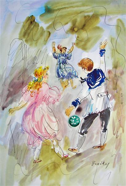 RILKE :Les sonnets à Orphée, 1996 - Maria Bozoky