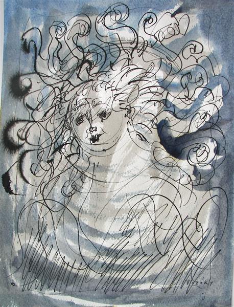 "CSOKONAI: ""Short Day, Long Night""(1982), 1982 - Maria Bozoky"