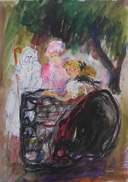 Vörösmarty: Csongor and Tünde - Maria Bozoky