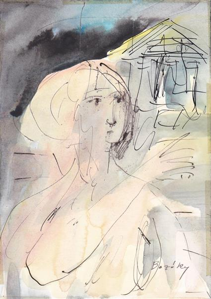 RILKE: Duino Elegies, 1996 - Maria Bozoky