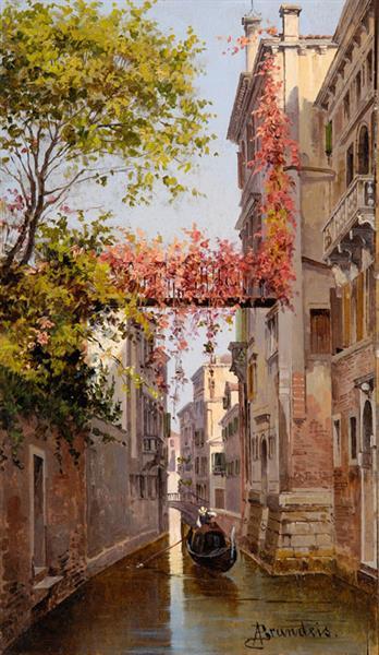 Palazzo Albrizzo - Antonietta Brandeis