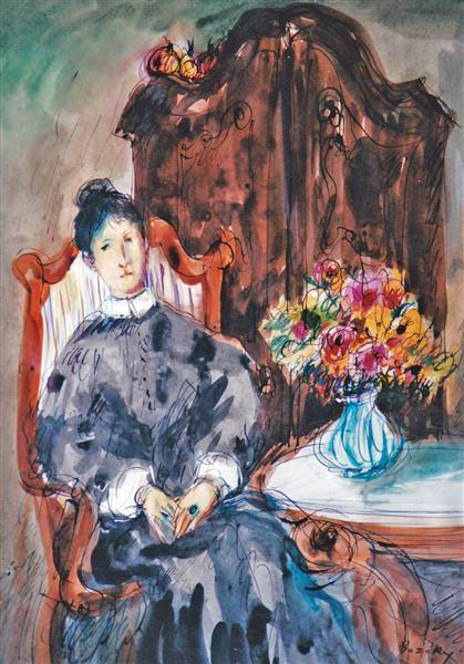 Biedermeier Milio (Mood), c.1994 - Maria Bozoky