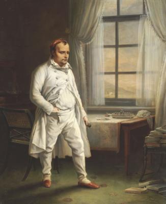 Napoleon on Saint Helena - Charles de Steuben