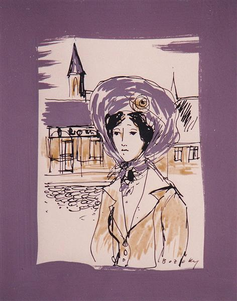 Gardonyi, Geza: Story of Ida (Vol. I.), c.1980 - Maria Bozoky