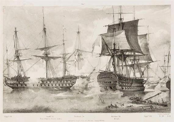 Greece. War of Independence, 1827 - George Philip Reinagle