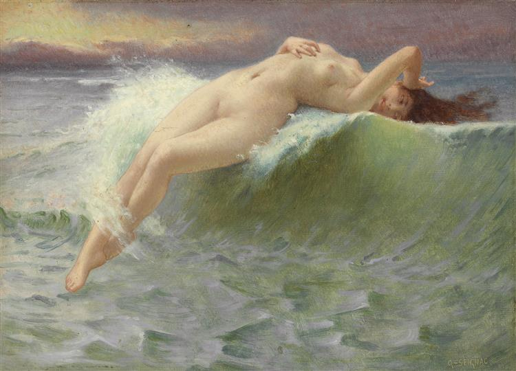 La Vague - Guillaume Seignac
