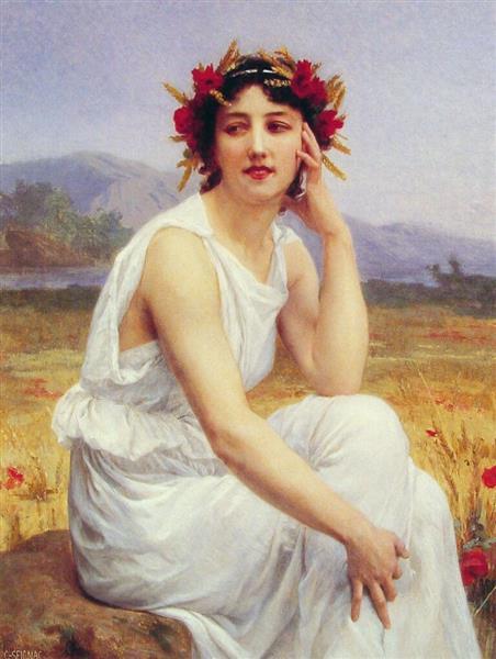 La Muse - Guillaume Seignac