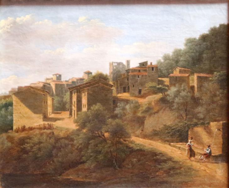 Beaumes De Venise - Jean-Joseph-Xavier Bidauld
