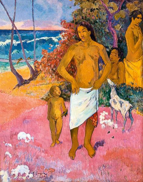 Bathers, 1902 - Paul Gauguin
