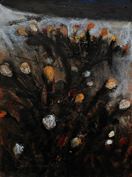 Suffering to live - VIII, 2019 - A.Mishra