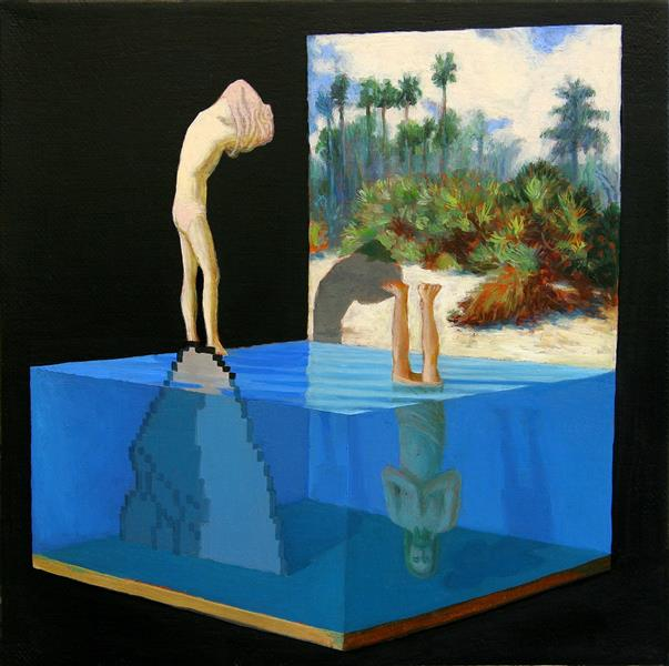 Bathers, 2007 - Kristoffer Zetterstrand