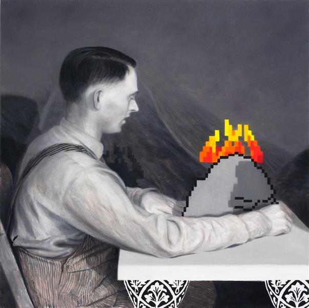 Volcano, 2010 - Kristoffer Zetterstrand