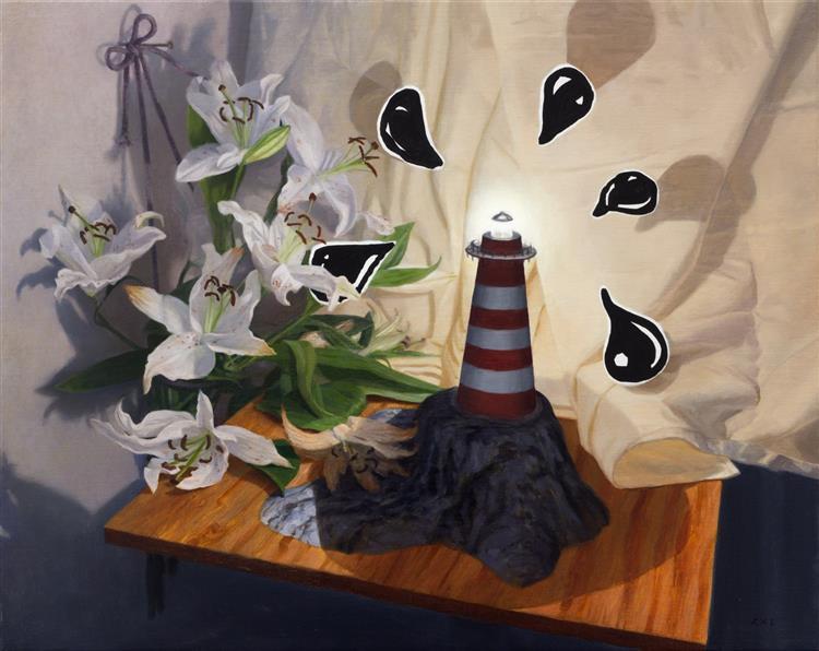Weeping Lighthouse, 2011 - Kristoffer Zetterstrand