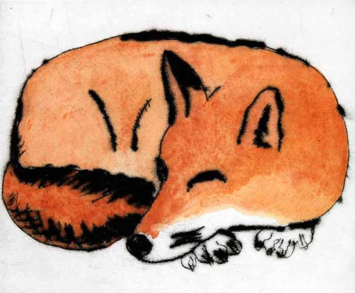 Fox, 2009 - Richard Spare