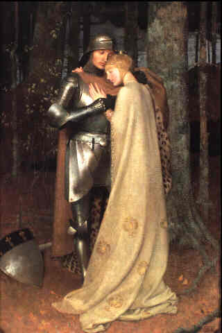 Aucassin  and  Nicolette - Marianne Stokes