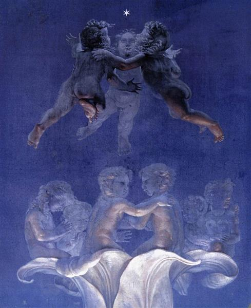 The Great Morning - Philipp Otto Runge