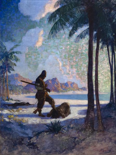 15597 - N.C. Wyeth
