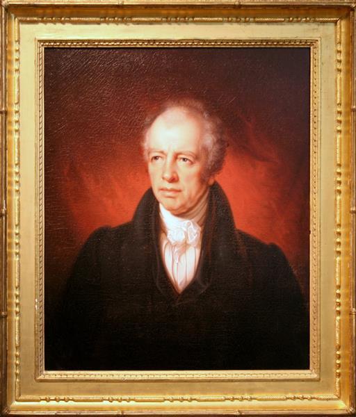 James Kent - Rembrandt Peale