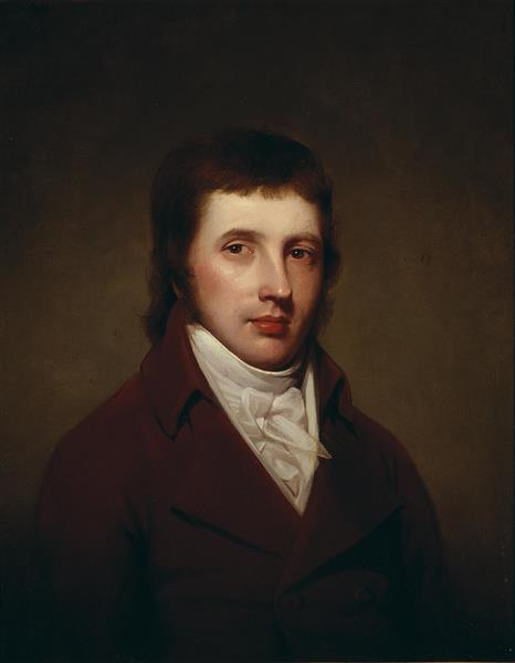 Portrait of a Man, 1800 - Rembrandt Peale