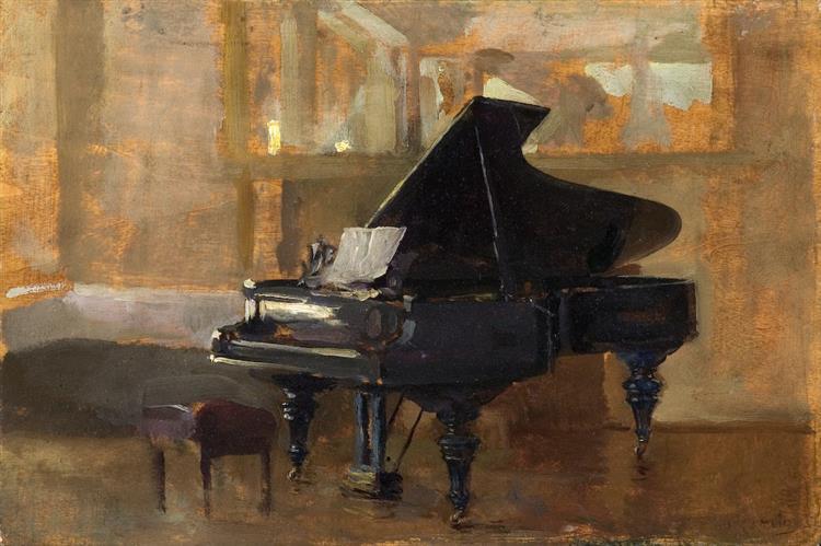 Piano - José Garnelo