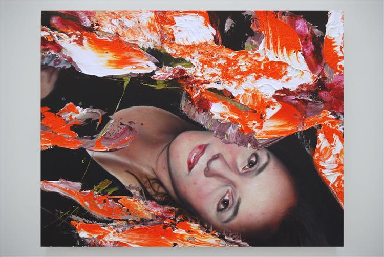 Reclining, 2009 - Maxwell Stevens