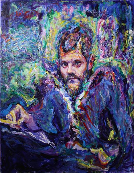 Vjeran Čengić Autoportret, 2017 - 2018 - Vjeran Čengić