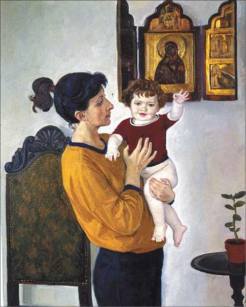 Good Morning, 2001 - Dmitri Zhilinsky