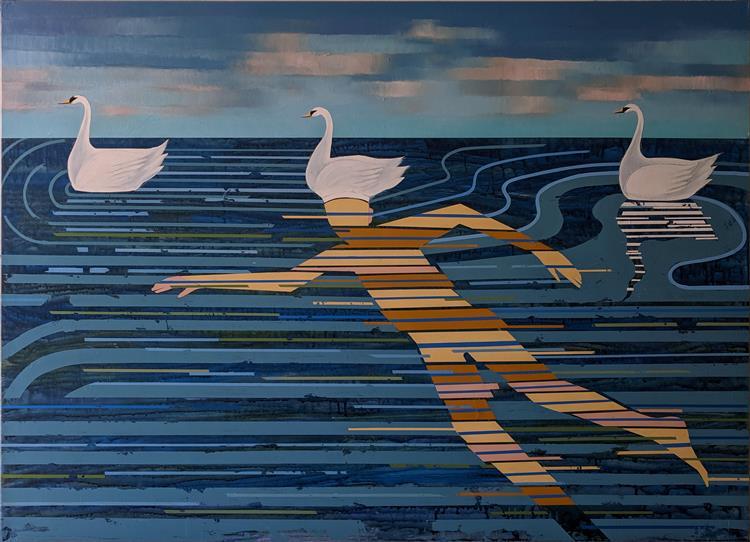 Cisnes Huecos #1 - Silvestre