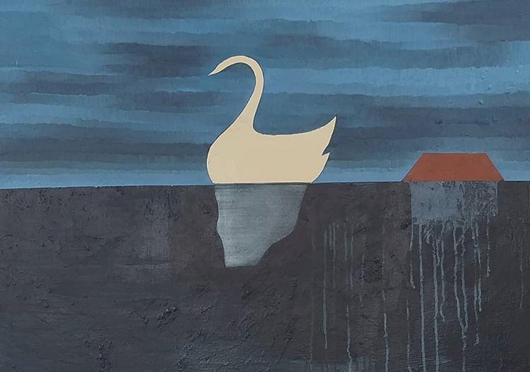 Cisnes Huecos #2 - Silvestre