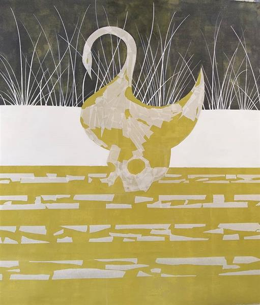 Cisnes Huecos #5 - Silvestre