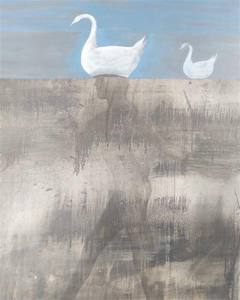 Cisnes Huecos #9 - Enrique Silvestre