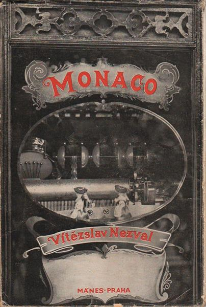 Cover for Monaco - Jindrich Styrsky