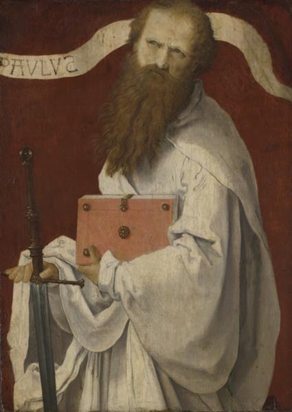Saint Paul, 1525 - Lucas van Leyden