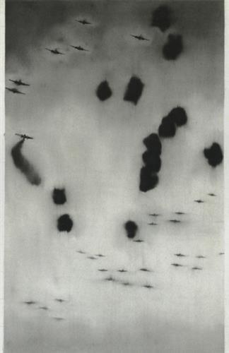 Flieger, 1964 - Gerhard Richter