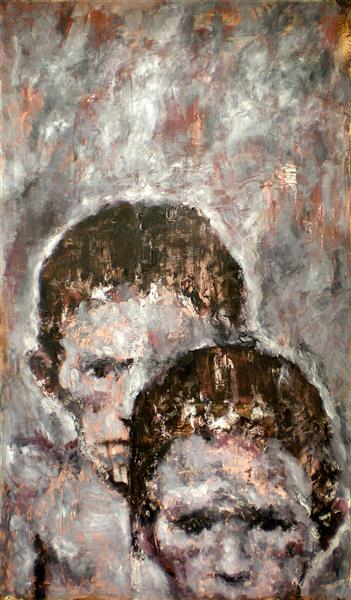 Children With no Name I, 2008 - Carmen Delaco