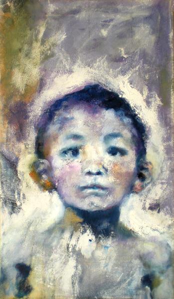 Children With no Name V, 2009 - Carmen Delaco