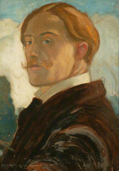 Self Portrait, 1900 - Charles Conder