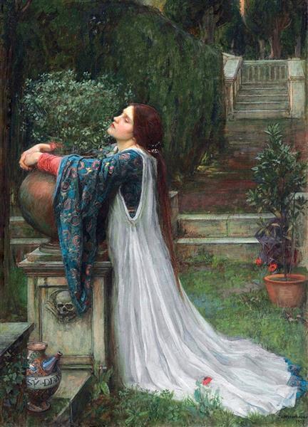 Isabella and the Pot of Basil, 1907 - John William Waterhouse