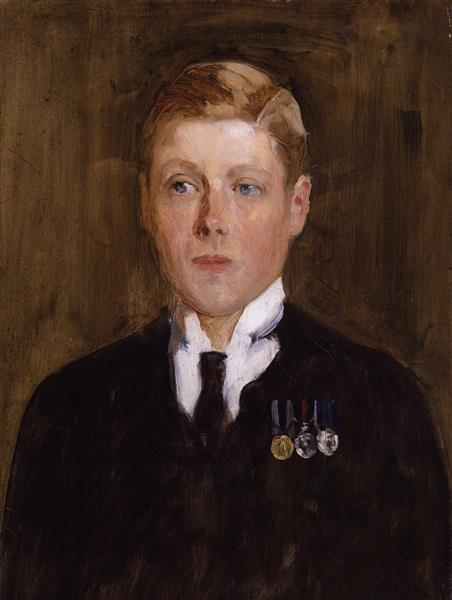 Prince Edward, Duke of Windsor (King Edward VIII) - Solomon Joseph Solomon