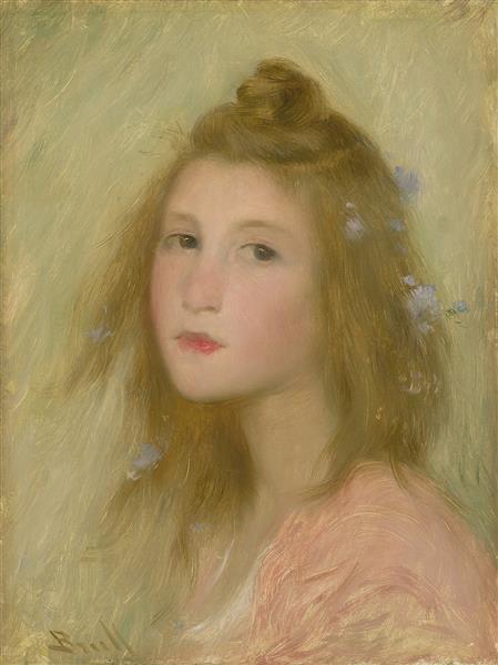 Nena, 1896 - Joan Brull