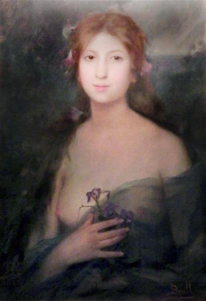 Ofèlia, 1901 - Joan Brull