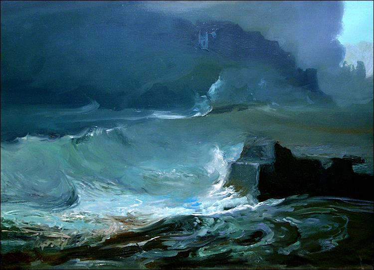 Mohegan Harbor, 1997 - Frank Mason