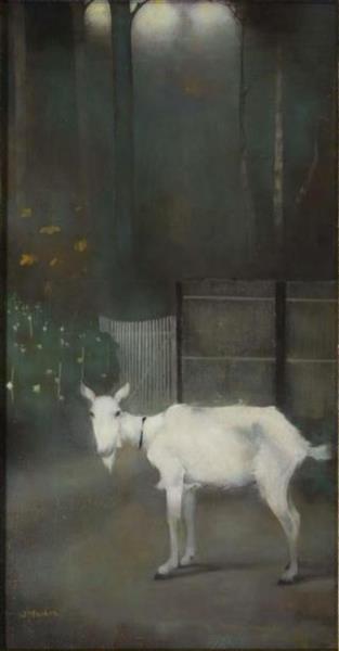 The Old Goat, 1912 - Jan Mankes