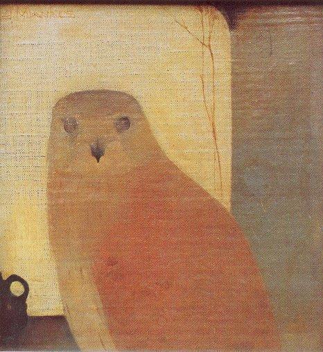 Kestrel, 1910 - Jan Mankes