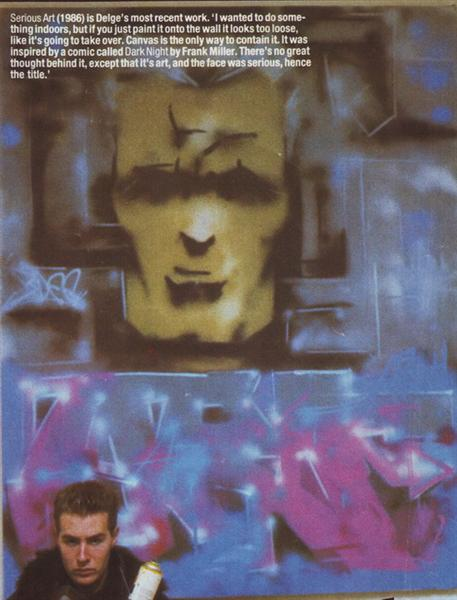 Serious Art, 1986 - 3D