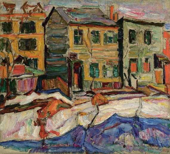 Camden, 1923 - Абрам Маневич